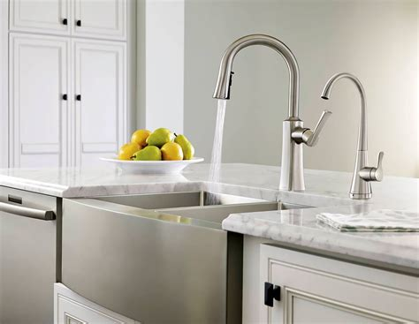 moen apron front sink wshg net everything and the kitchen sink plumbing