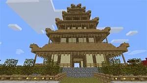Plan Maison Japonaise : minecraft maison japonaise ~ Melissatoandfro.com Idées de Décoration