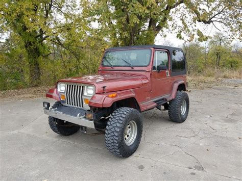 jeep wrangler laredo  automatic  inline