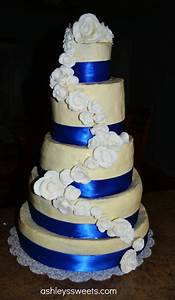 royal blue and lime green wedding cake | Royal Blue ...