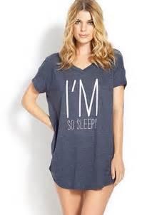 Shirt I'm so Sleepy