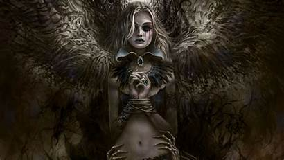 Angels Fallen Angel Dark Cool Wallpapers Background