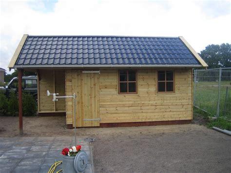 houten garages friesland bouwservice veenwouden