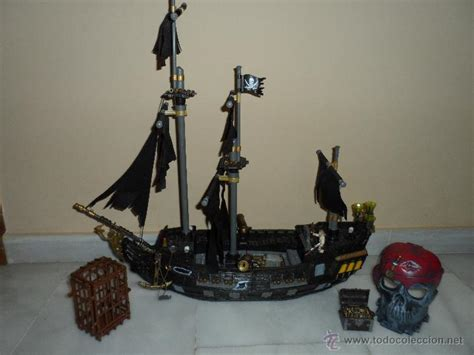 Barco Pirata Perla Negra by Barco Pirata La Perla Negra Mega Blokcs Comprar Otras