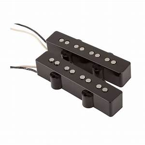 Fender Custom Shop Custom 60 U0026 39 S Jazz Bass Pickups