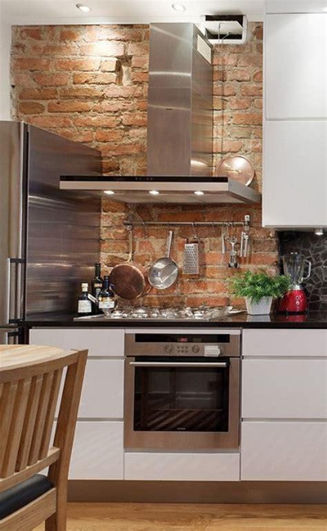 kitchen walls ideas brick backsplash for kitchens interior brick wall design