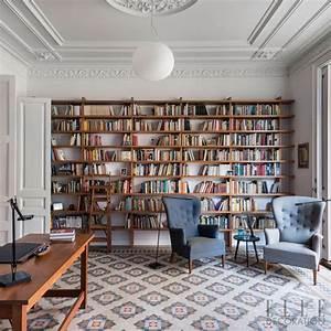 100 best modern home libraries images on pinterest book for Interior design bookshelf arrangement