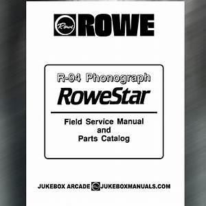 New  Rowe Model R