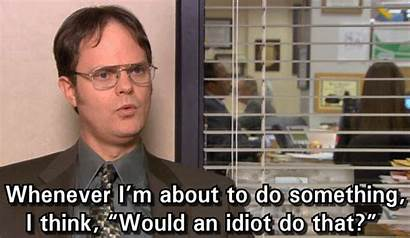 Idiot Dwight Schrute Sales Gifs Would Teach