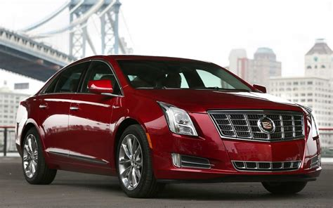 410-hp 2014 Cadillac Xts Gets Revised Grille, Other Updates