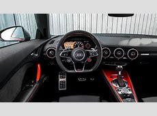 Audi TT RS Coupe 2016 review CAR Magazine