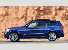BMW X3 20d 2017 review CAR Magazine
