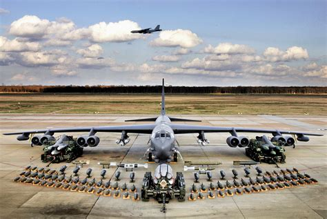 History Of The B-52 Stratofortress