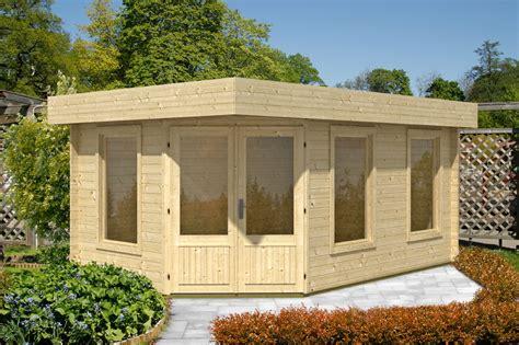 Gartenhaus Flachdach «453x299 Holzhaus Bausatz Mit Fenster