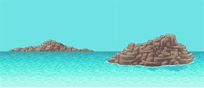 Ocean Pixeljoint Pixelart Oceano