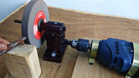 homemade sliding angle grinder stand angle grinder