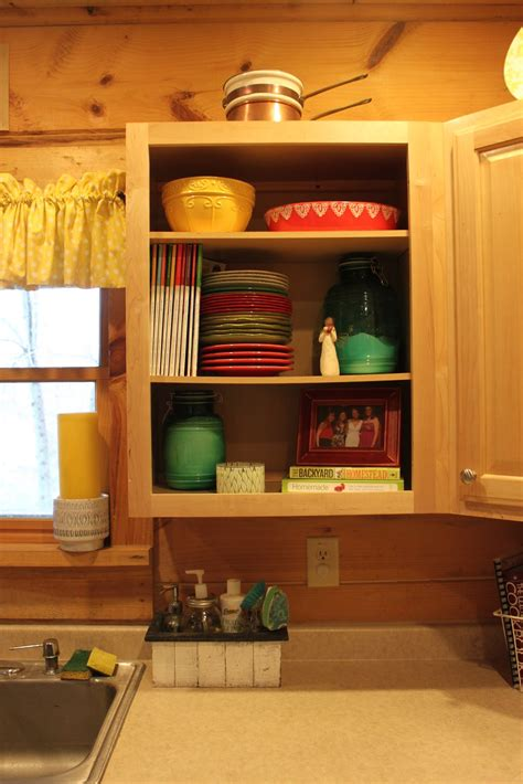 recycled interiors kitchen open shelves