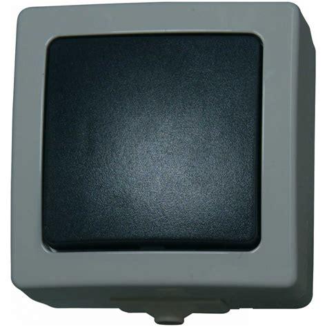 doppelsteckdose mit schalter feuchtraum schalter programm aufputz steckdosen doppelsteckdose kombination ap ebay