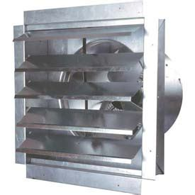 how to size exhaust fans industrial exhaust fans with guard mounts or shutters global industrial