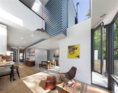 Noroof Architects Bed Stuy Porchouse Re Imagines The