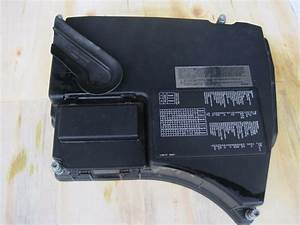 Bmw E38 740i 740il 750il Engine Compartment Fuse Box Relay Cover Lid 12901702625