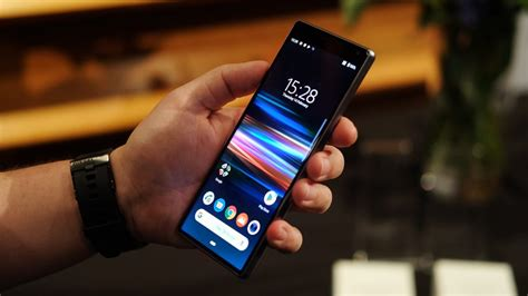 hands  sony xperia  review gearopen