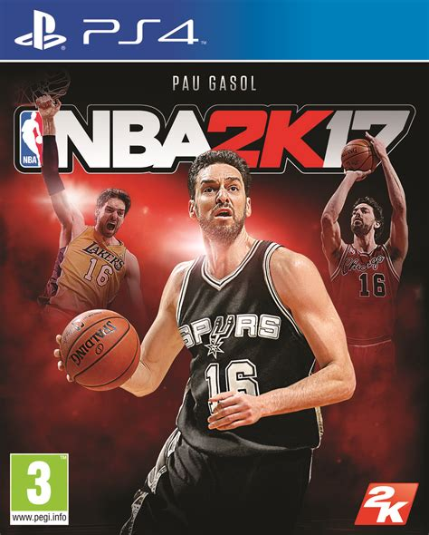 NBA 2K17 - Videojuego (PS4, PC, PS3, Xbox 360, Xbox One ...