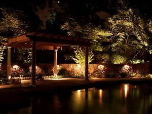 Landscape lighting homekit : Led landscape lighting kits newest home lansdscaping ideas