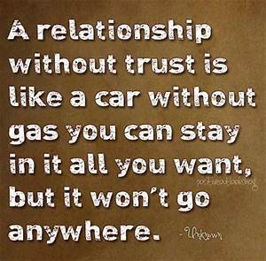 Broken Trust Quotes For Relationships QuotesGram