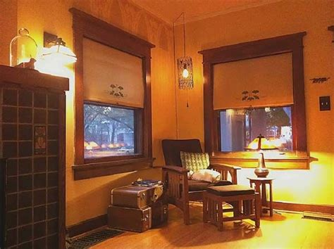 craftsman window covering ideas images