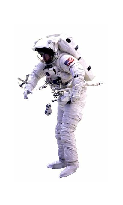 Astronaut Space Clip Outer Floating Astronauts Moon