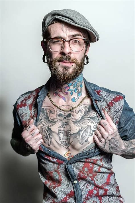Tattoo Catalog Men mens neck tattoo  blues  pinks neck tattoos 640 x 960 · jpeg