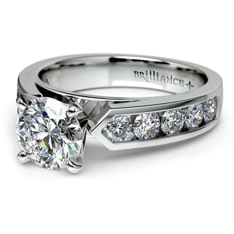 top five engagement ring settings to consider the