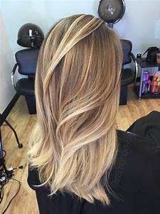 51 Blonde and Brown Hair Color Ideas For Summer 2018 ...
