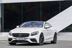 Coupe Mercedes : 2018 mercedes amg s63 s65 coupe cabrio get refreshed ~ Gottalentnigeria.com Avis de Voitures