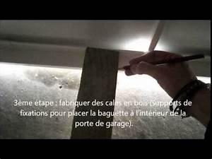 comment isoler votre porte de garage de la pluie marre With comment isoler une porte de garage