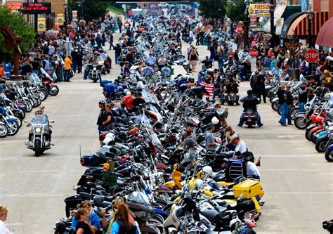 Biker Rally Of Extremes