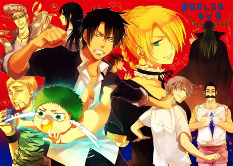Beelzebub Anime Wallpaper - anime beelzebub wallpaper beelzebub