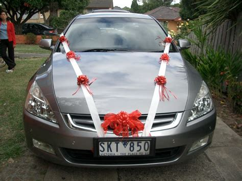 diy wedding car decoration ideas see ways to decorate the car that the married will