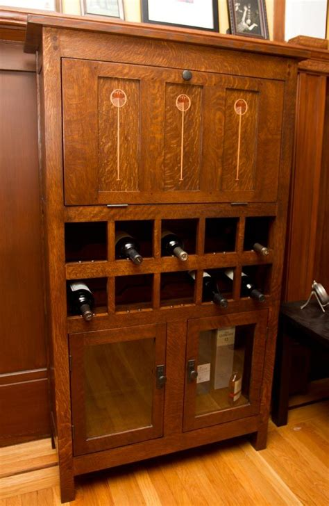 labor  love   months mission style bar cabinet  post  rwoodworking liquor