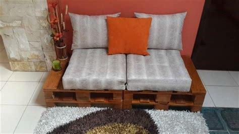 canapé bas comment fabriquer un canapé en palette tuto et 60