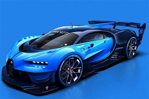 Bugatti Chiron Gt Vision by Is The Bugatti Vision Gt Actually The Chiron In Race Disguise