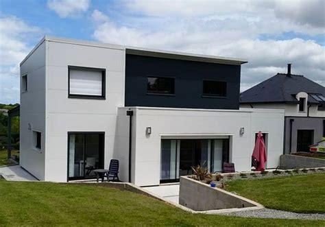 maison ossature metallique prix maison en acier prix zoom sur la maison acier a ossature metallique legere with maison en acier
