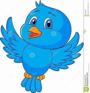 Cute Bird Cartoons