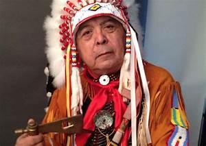 Sonny Skyhawk Bringing His War Bonnet to Oscars, Fighting ...