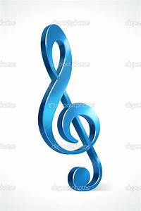 Blue Music Notes Wallpaper - WallpaperSafari