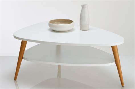 plateau table cuisine où trouver une table basse tripode joli place