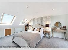 Loft conversions and bathrooms most likely home projects
