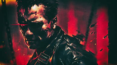 4k Terminator, Hd Movies, 4k Wallpapers, Images