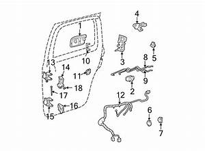 Chevrolet Blazer Interior Door Handle  May
